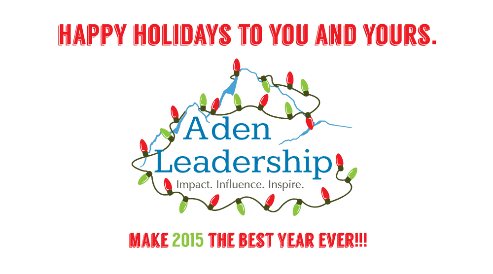 Happy Holidays from Aden Leadership