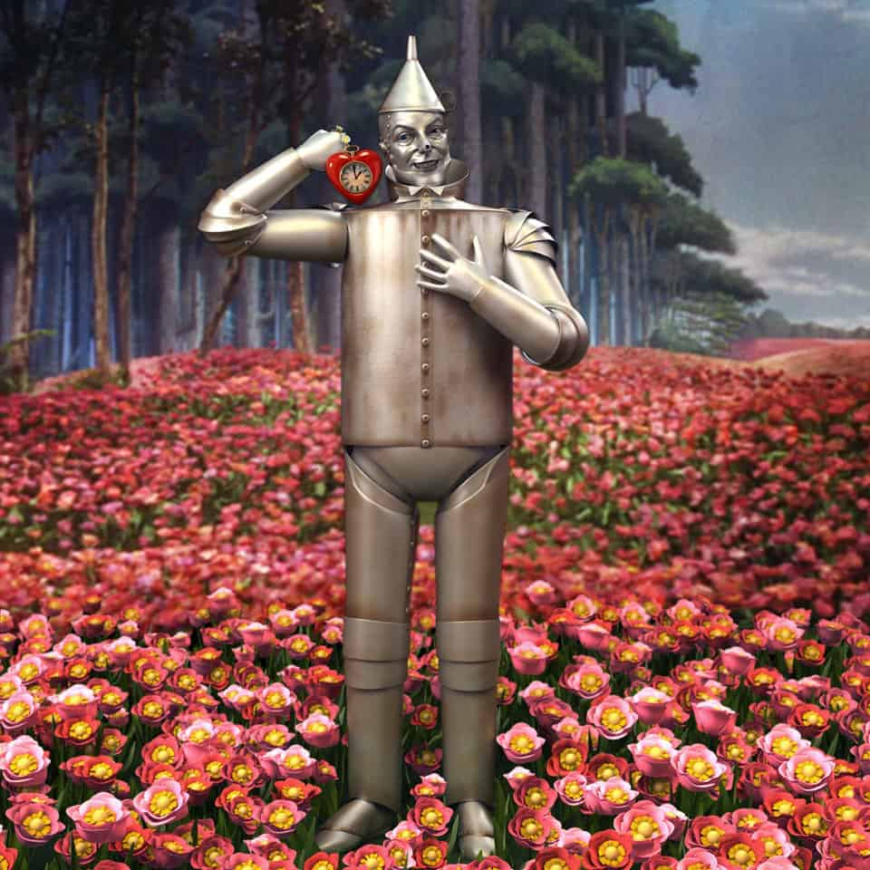 [VIDEO] Oz Never Did Give Nothin' to the Tin Man…