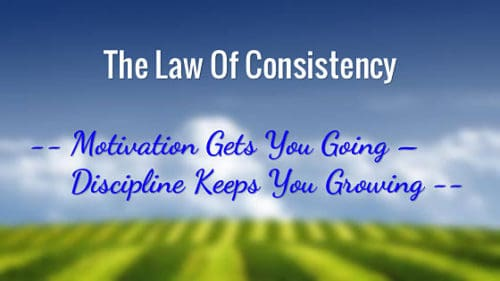 Consistency – How is it Showing Up in Your Leadership?
